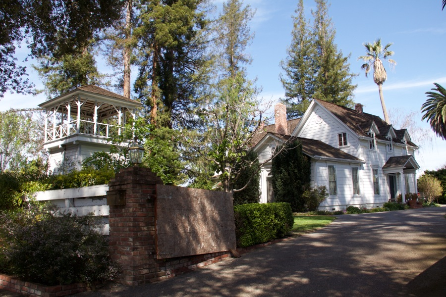 Sunnyvale Landmark: William Wright House
